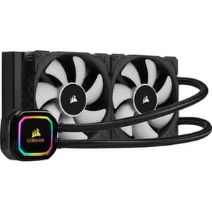 Cooler procesor cu racire lichida CORSAIR iCUE H100i RGB PRO XT, 120mm