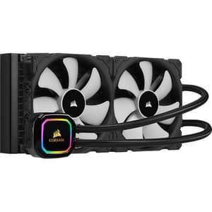 Cooler procesor cu racire lichida CORSAIR iCUE H115i RGB PRO XT, 140mm