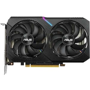 Placa video ASUS NVIDIA GeForce GTX 1660 Super Dual Mini, 6GB GDDR6, 192bit, DUAL-GTX1660S-O6G-MINI
