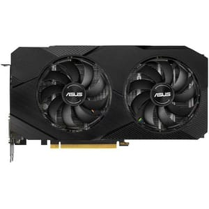 Placa video ASUS NVIDIA GeForce RTX 2070 DUAL EVO, 8GB GDDR6, 256bit, DUAL-RTX2070-8G-EVO-V2