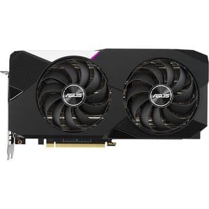 Placa video ASUS Dual GeForce RTX 3070 V2, 8GB GDDR6, 256bit, DUAL-RTX3070-8G-V2