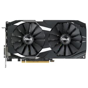 Placa video ASUS AMD Radeon RX 580 Dual, 8GB GDDR5, 256bit, DUAL-RX580-O8G