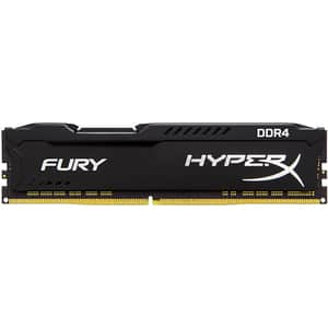 Memorie desktop KINGSTON HyperX Fury 8GB DDR4, 3466MHz, CL19, HX434C19FB2/8