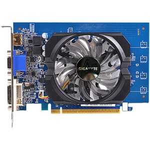 Placa video ASUS NVIDIA GeForce GT 730, 2GB GDDR5, 64bit, GV-N730D5-2GI rev. 2.0