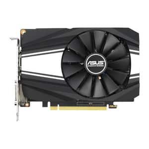 Placa video ASUS NVIDIA GeForce GTX 1660, 6GB GDDR5, 192bit, PH-GTX1660-O6G
