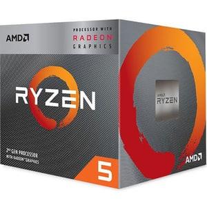 Procesor AMD RYZEN 5 5600G, 3.9GHz/4.4GHz, Socket AM4, 100-100000252BOX