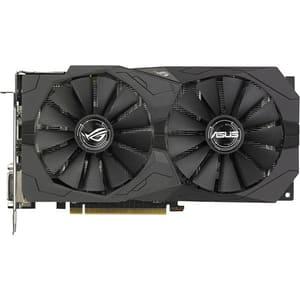 Placa video ASUS AMD Radeon RX 570, 8GB GDDR5, 256bit, ROG-STRIX-RX570-O8G-GAMING