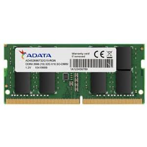 Memorie laptop ADATA Premier, 32GB DDR4, 2666MHz, CL19, AD4S266632G19-SGN