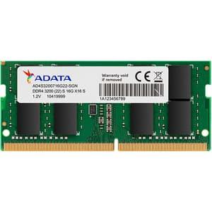 Memorie laptop ADATA Premier, 8GB DDR4, 3200MHz, CL22, AD4S32008G22-SGN