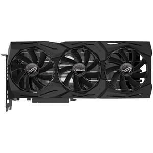 Placa video ASUS NVIDIA GeForce RTX 2080 8GB GDDR6, 256bit, ROG-STRIX-RTX2080-O8G-GAMING