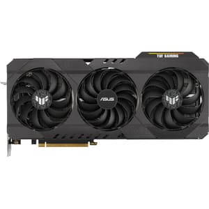 Placa video ASUS TUF Gaming AMD Radeon RX 6700 XT OC, 12GB GDDR6, 192bit, TUF-RX6700XT-O12G-GA