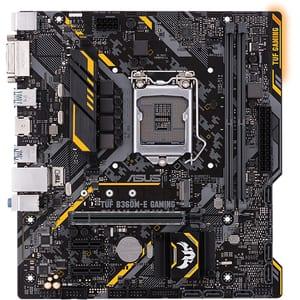 Placa de baza ASUS TUF B360M-E Gaming, Socket 1151, mATX