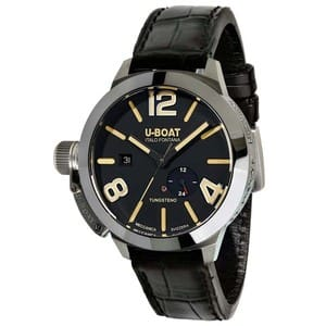 Ceas barbatesc U-BOAT 9006 Stratos Tungsteno, Automatic, 45mm, 10ATM