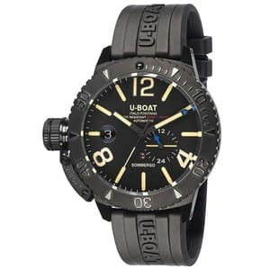 Ceas barbatesc U-BOAT 9015 Sommerso, Automatic, 46mm, 30ATM