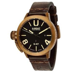 Ceas barbatesc U-BOAT 7797 Classico, Automatic, 47mm, 10ATM