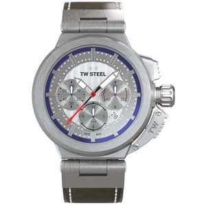 Ceas barbatesc TW-STEEL ACE201 Spitfire, Automatic, 46mm, 10ATM