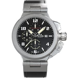 Ceas barbatesc TW-STEEL ACE204 Spitfire, Automatic, 46mm, 10ATM