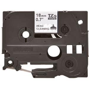 Banda curatare cap printare  BROTHER TZe-CL4, 18 mm, 0.24 m