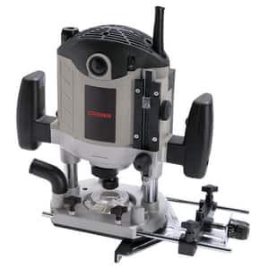Masina de frezat CROWN CT11001, 2100W, 23000RPM, 60mm