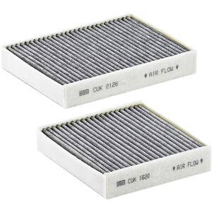 Filtru polen carbon MANN Cuk21000-2