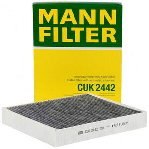 Filtru polen carbon MANN Cuk2442 Opel Astra J 1.4 I