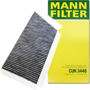 Filtru polen carbon MANN Cuk3448 Peugeot 206/206+