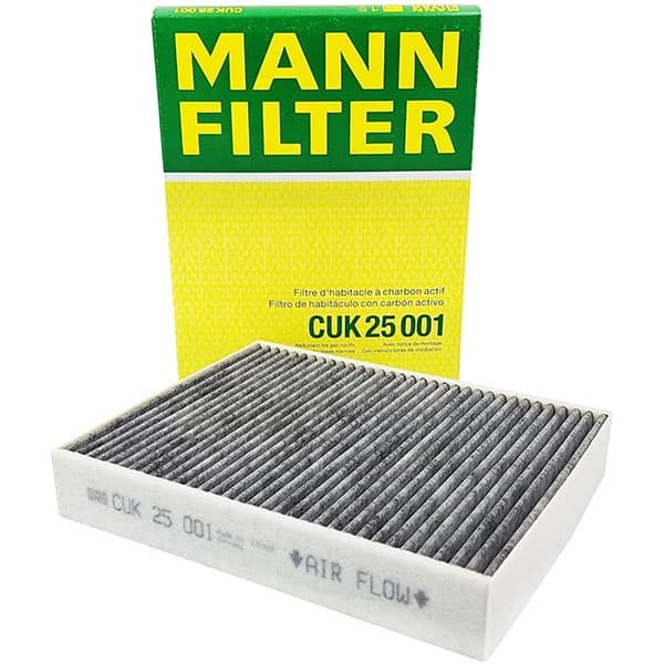 Filtru polen carbon MANN Cuk25001 Bmw Seria 3 2.0 I
