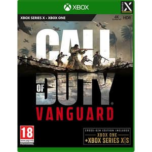 Call of Duty: Vanguard Xbox Series