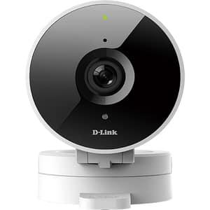 Camera IP Wireless D-LINK DCS-8010LH, HD 720p, IR, Night Vision, alb