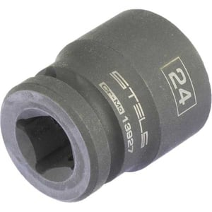 "Cap hexagonal cu impact STELS 13927, 24 x 38mm, 1/2"", CrMo"