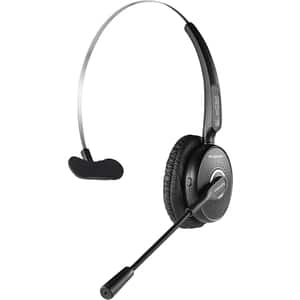Casca PROMATE Engage, Bluetooth, On-Ear, Microfon, negru