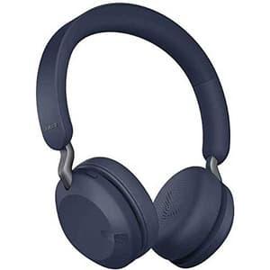 Casti JABRA Elite 45h, Bluetooth, On-Ear, Microfon, Navy