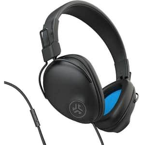Casti JLAB Studio Pro, Cu Fir, Over-Ear, Microfon, JLab EQ, negru
