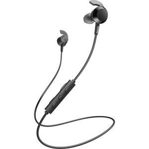 Casti PHILIPS TAE4205BK/00, Bluetooth, In-ear, Microfon, negru