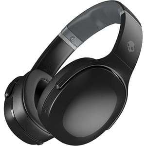 Casti SKULLCANDY Crusher Evo S6EVW-N740, Bluetooth, On-Ear, Microfon, negru