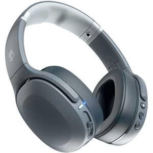 Casti SKULLCANDY Crusher Evo S6EVW-N744, Bluetooth, On-Ear, Microfon, Chill Gray
