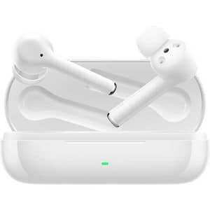 Casti HUAWEI FreeBuds 3i, True Wireless, Bluetooth, In-Ear, Microfon, Noise Cancelling, White