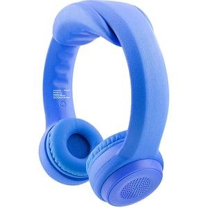 Casti pentru copii PROMATE Flexure-BT, Bluetooth, On-Ear, Microfon, albastru