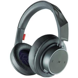 Casti PLANTRONICS Backbeat Go 600, Bluetooth, On-Ear, Microfon, gri
