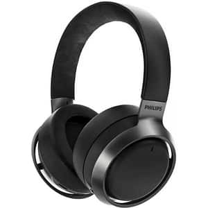 Casti PHILIPS Fidelio L3/00, Bluetooth, On-Ear, Microfon, Noise Cancelling, negru