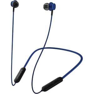 Casti PROMATE Bali, Bluetooth, In-Ear, Microfon, albastru