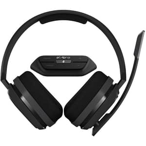 Casti Gaming ASTRO A10, stereo, 3.5mm, gri-verde + MixAmp M60 Xbox One
