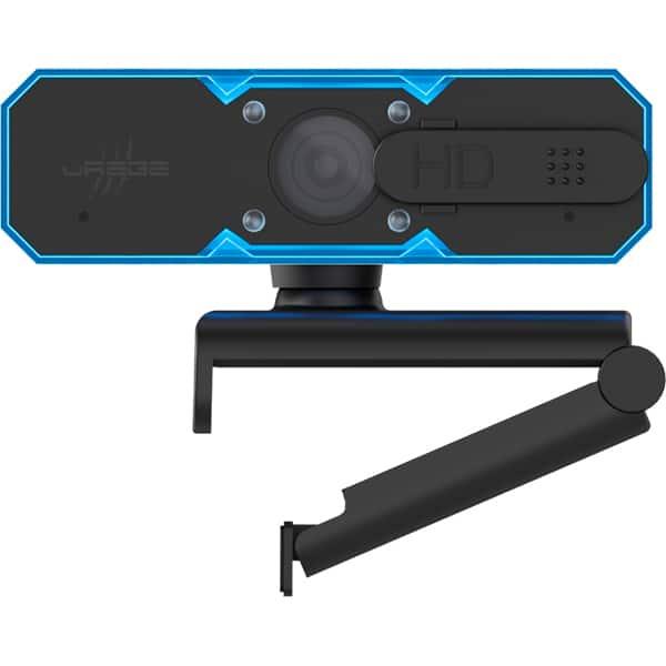 Camera Web HAMA uRage REC 600 HD, HD 720p, 60 FPS, negru