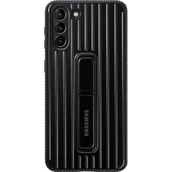 Carcasa Protective Standing pentru SAMSUNG Galaxy S21 Plus, EF-RG996CBEGWW, negru