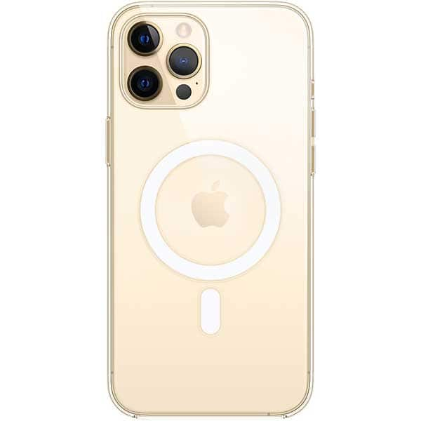 Carcasa cu MagSafe pentru Apple iPhone 12 Pro Max, MHLN3ZM/A, transparent
