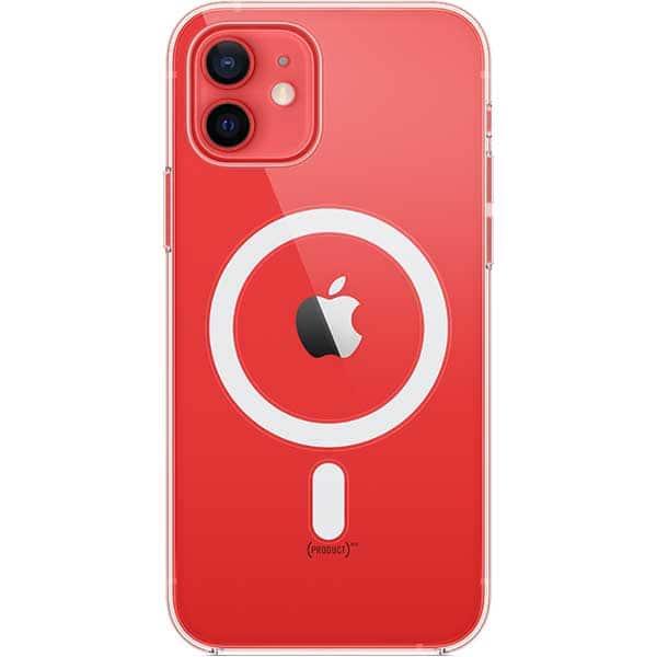 Carcasa cu MagSafe pentru Apple iPhone 12 mini, MHLL3ZM/A, transparent