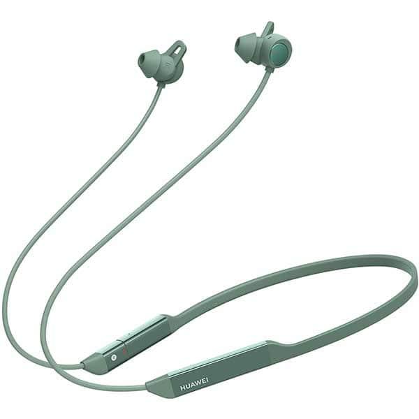 Casti HUAWEI FreeLace Pro, Bluetooth, In-Ear, Microfon, Spruce Green