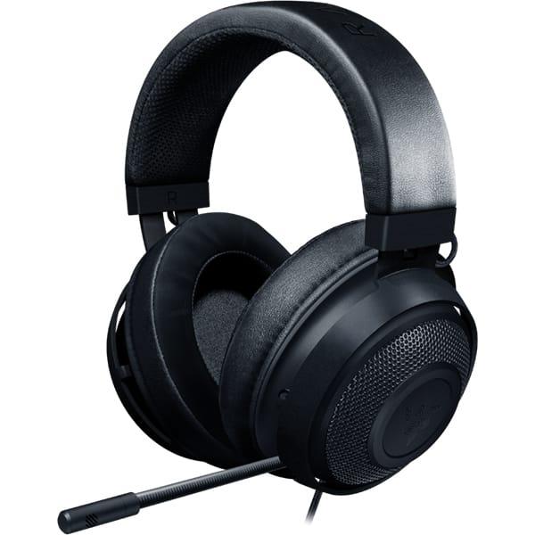 Casti Gaming RAZER Kraken Black 2019, stereo, 3.5mm, negru