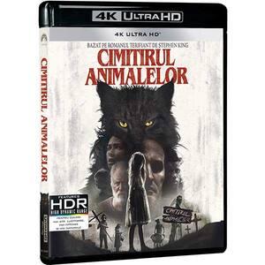 Cimitirul animalelor Blu-Ray 4k
