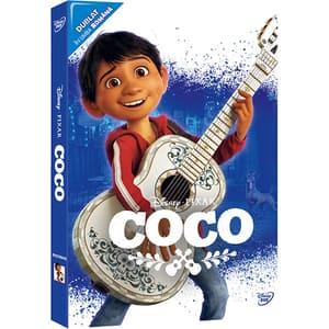 Coco - Pixar O-Ring Collection DVD